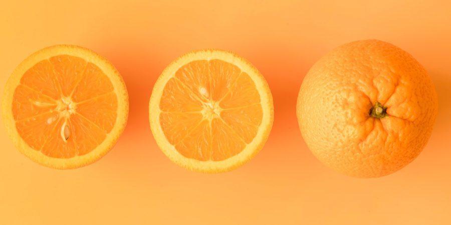 φλοιός πορτοκαλιού