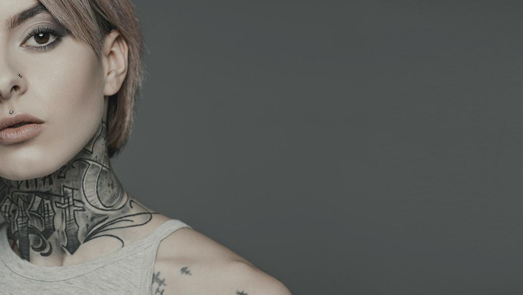Αφαίρεση tattoo (Evo Q Plus)